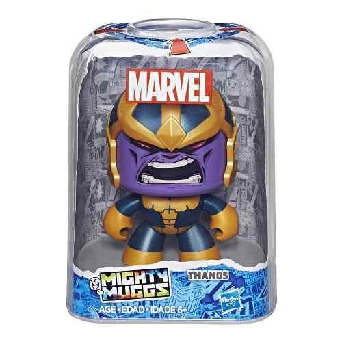 Figura Muñeco De Thanos Marvel Mighty Muggs
