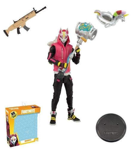 Fortnite Figura De Acción Drift Articulado 18 Cm,