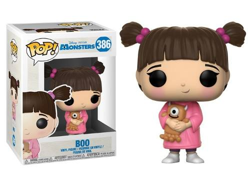 Funko Pop Boo #386 Disney Montsers Inc Original Oferta