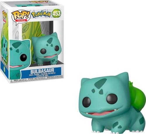 Funko Pop Bulbasaur Pokemon Envio Gratis Original