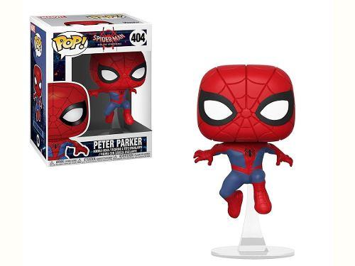 Funko Pop Peter Parker Spiderman Spiderverse 100% Original