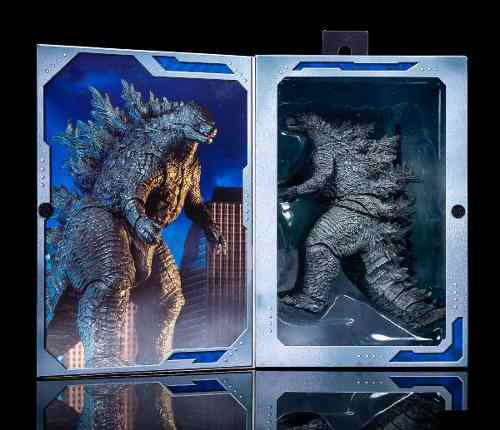 Neca Godzilla King Of The Monsters - Godzilla Ultimate Fig.