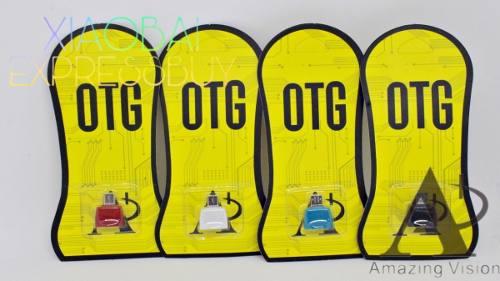 Otg Usb Entrada V8 (mayoreo) Modelo: Otg-42