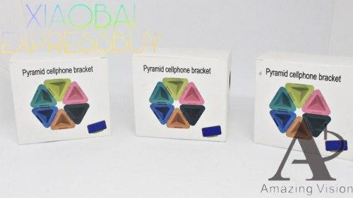 Piramide Porta Celular (mayoreo) Tz-01