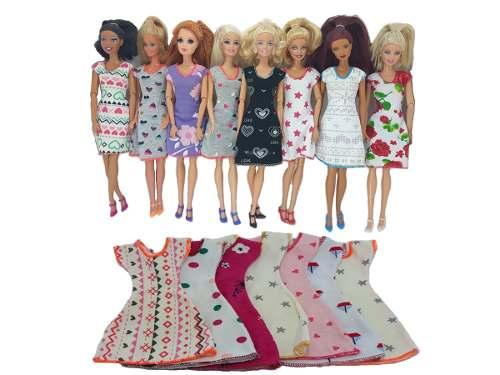 Ropa Para Muñeca Barbie Calidad De Exportacion.