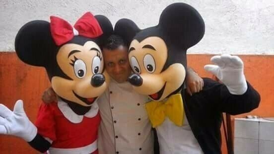 Show Infantil de Mickey para fiestas infantiles
