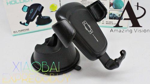 Soporte Celular De Chupon Para Auto (mayoreo) Modelo: Nr-01