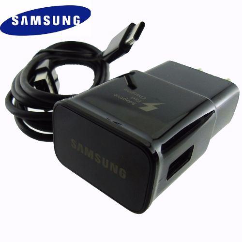 Turbo Cargador Tipo C Samsung Original A8 S8 S9 Plus Note 9