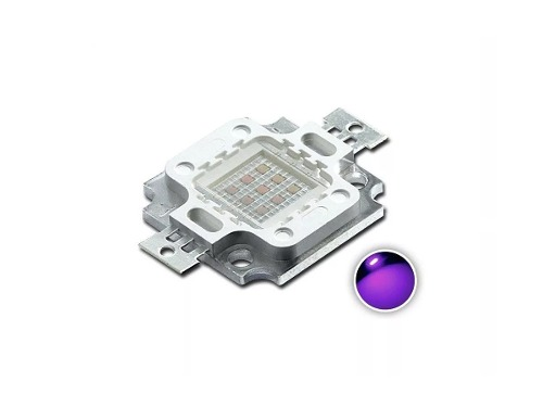 Led 10w Ultravioleta Uv Acuario Pecera