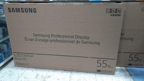 Pantalla Samsung Professional Display 55 Smart Signage