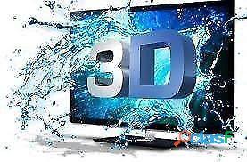 REPARACIÓN DE PANTALLAS LED, SMART TV, 3D, 4K, LCD, OLED,