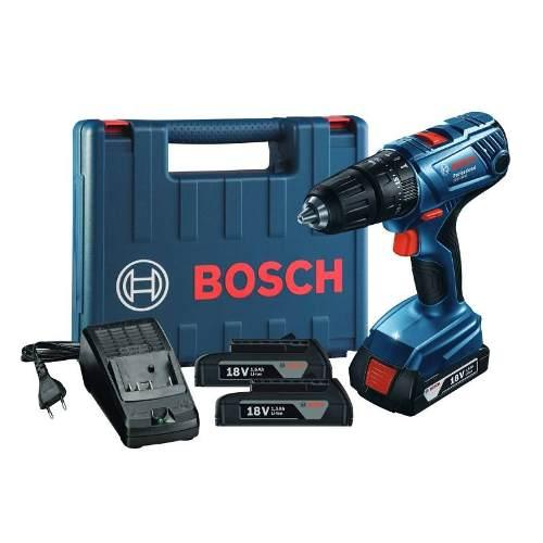 Taladro De Percusión A Batería Gsb 180-li Bosch