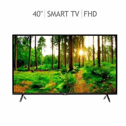 Tcl Pantalla Led 40 Smart Tv (android Tv) Fhd