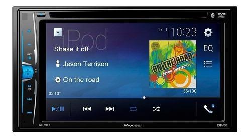 Pantalla Para Auto Pioneer Avh-200ex 6.2 Pulgadas Bluetooth