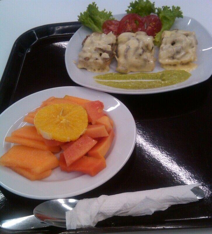 Servicio de comedor para empresas e instituciones