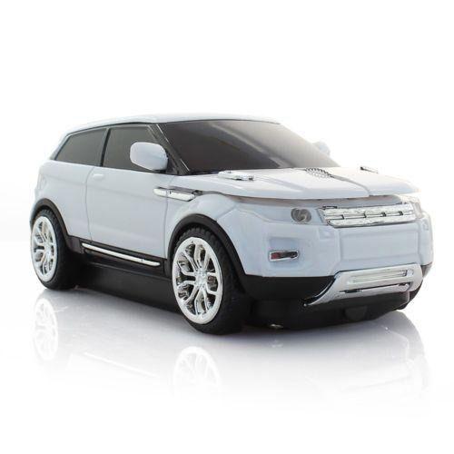 1 X White - 2.4g Wireless Land Rover Range Evoque Coche-