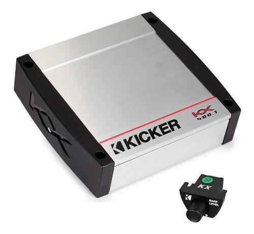 Amplificador Kicker Kxw Clase D P Bajos Potentes