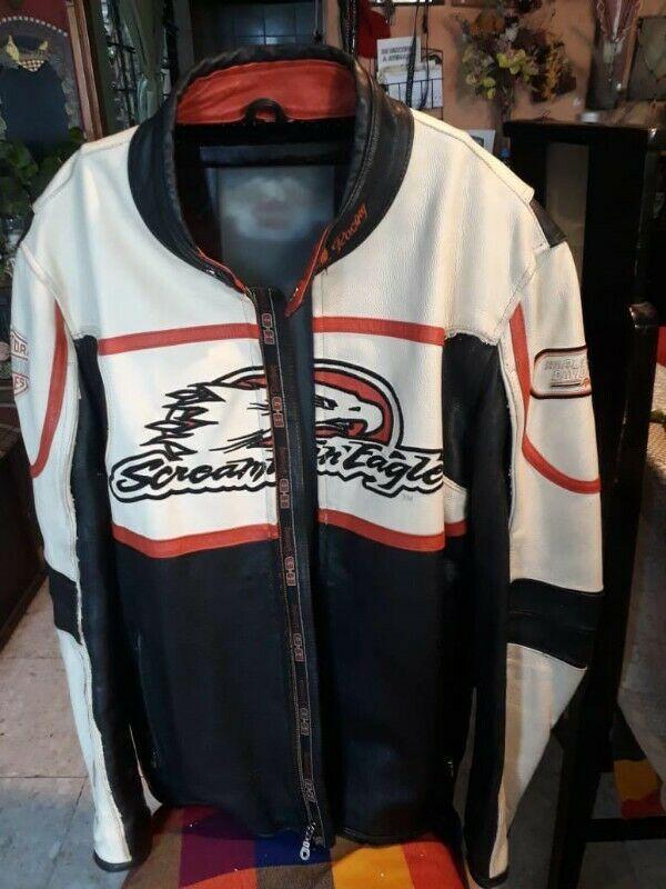 Chamarra Harley Davidson Racing Original