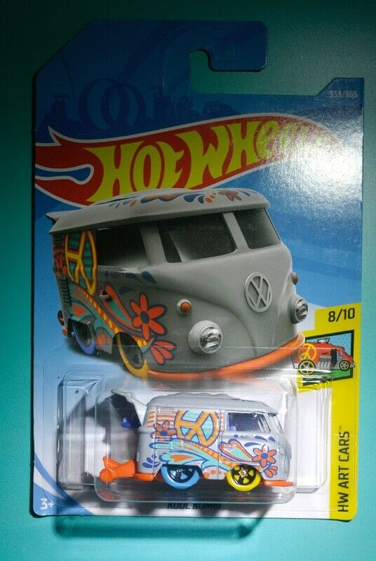 Combi Hot Wheels Mattel Kool Kombi