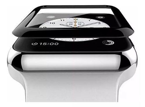 Mica Cristal 3d Apple Watch Serie  Mm