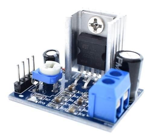 Modulo Amplificador De Audio Tdav 12w