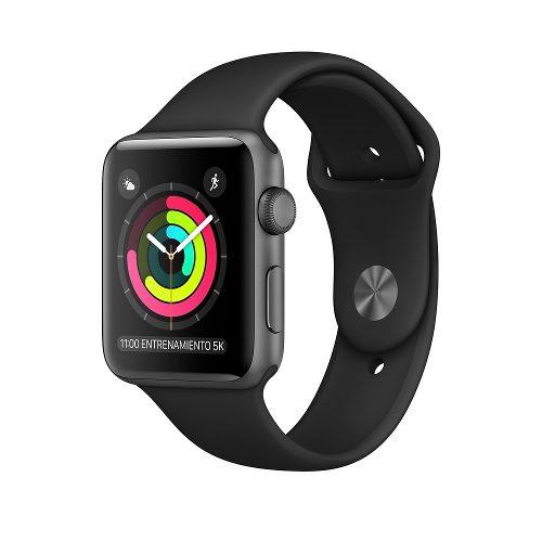 ..:: Reloj Apple Watch Series 3::.. Original 42mm Gps