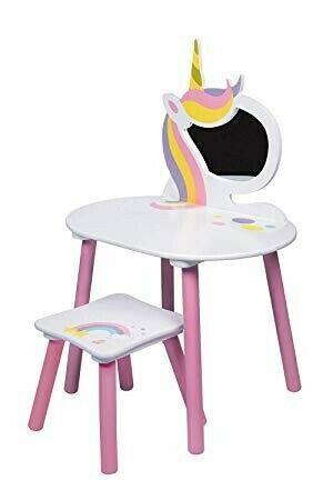Tocador de Unicornio para niñas (3+)