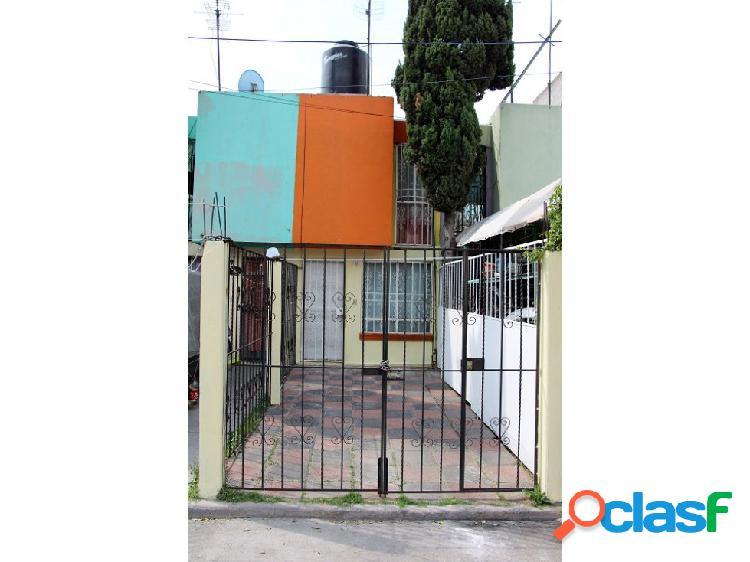 Casa en renta en Los Heroes Ecatepec