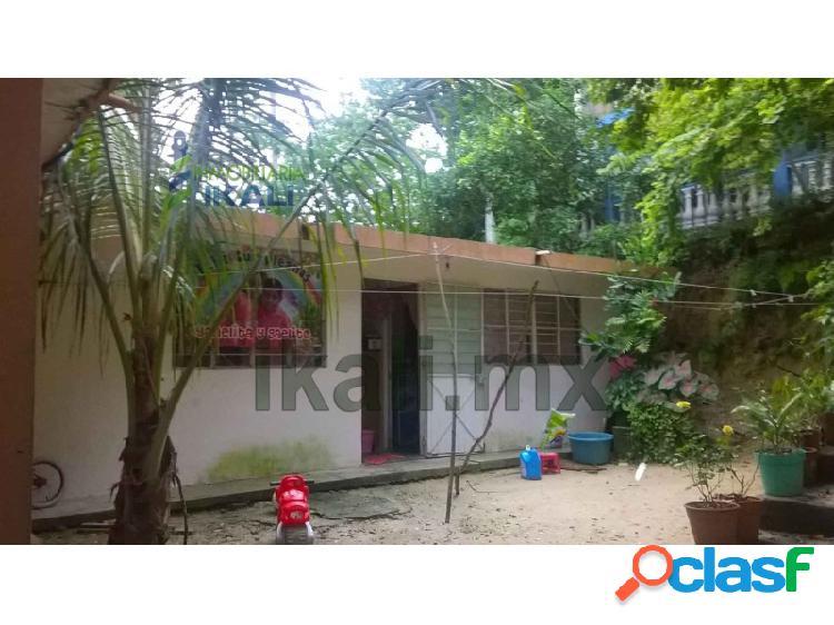 Casa en venta en Tuxpan, Ver col. Anáhuac, Anáhuac