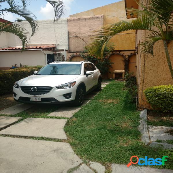 Casa sola residencial en renta en Colonia Lomas de Cortes,