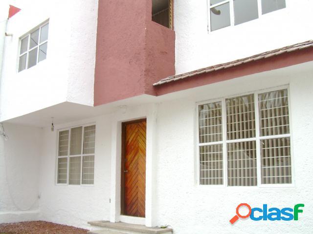 Casa sola residencial en renta en Colonia San Jerónimo,