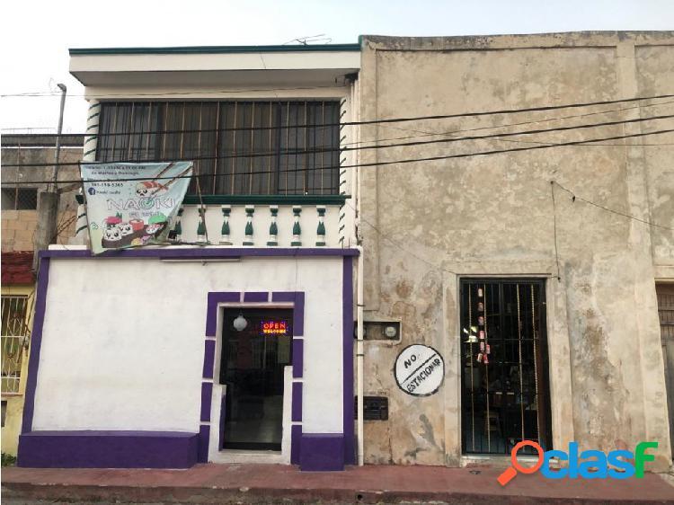 Casona en el Centro de Valladolid Yucatan