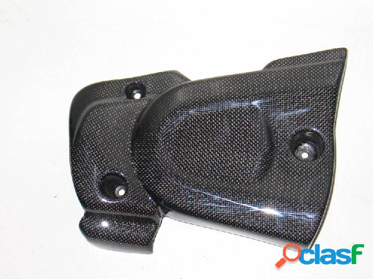 Cubierta de la polea para motos Buell 06-10, XB12STT y XB12S