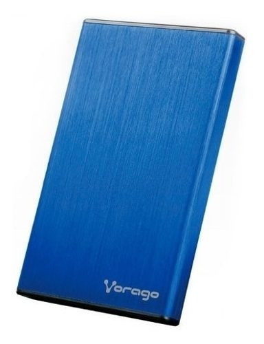 Gabinete Carcasa Para Disco Duro 2.5 Usb 3.0 Vorago Hdd-201