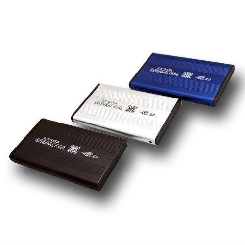 Gabinete Usb Case 2.5 Sata Disco Duro Laptop Hdd