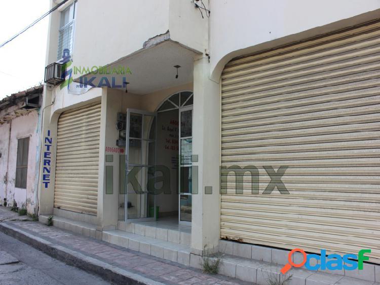 Renta de oficinas en Tuxpan veracruz calle mina en el