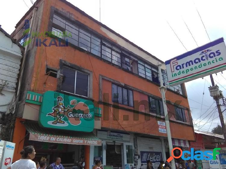 Renta departamento amueblado primer centro Tuxpan Veracruz,