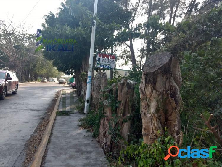 Terreno Venta frente IMSS esquina Tuxpan Veracruz, Petrolera