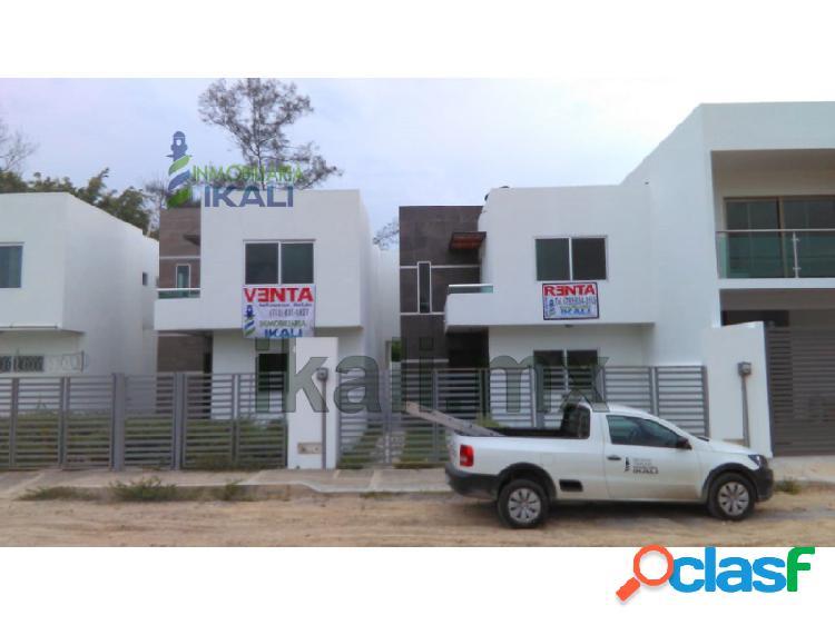 Vendo casa nueva colonia Jardines en Tuxpan Veracruz 3