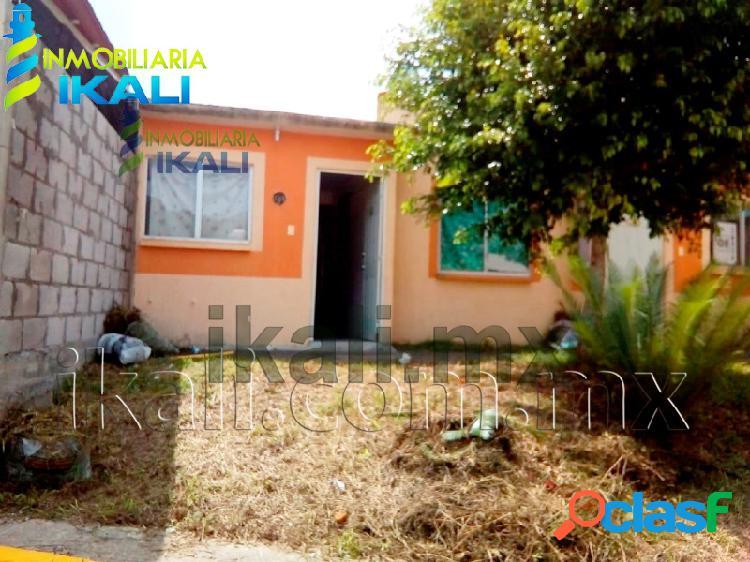 Venta Casa 2 Recamaras Coatzintla Veracruz, Faja de Oro