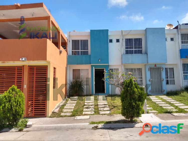 Venta Casa 3 recamaras fraccionamiento Cabo Rojo Tuxpan