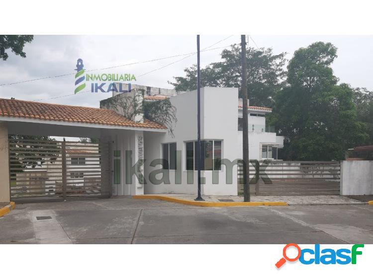 Venta Casa 3 recamaras residencial La ilusión Poza Rica