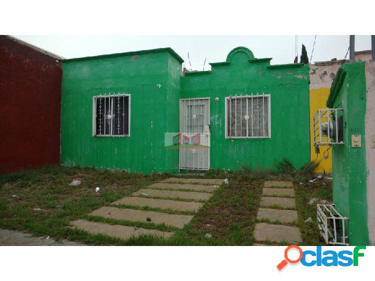 Venta de casa en Pachuca 2 rec. San Cristobal