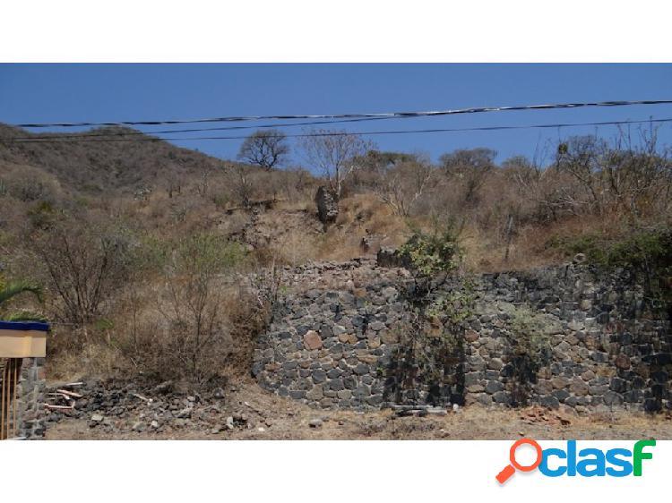 Venta de terreno en san juan+muro de contencion BC