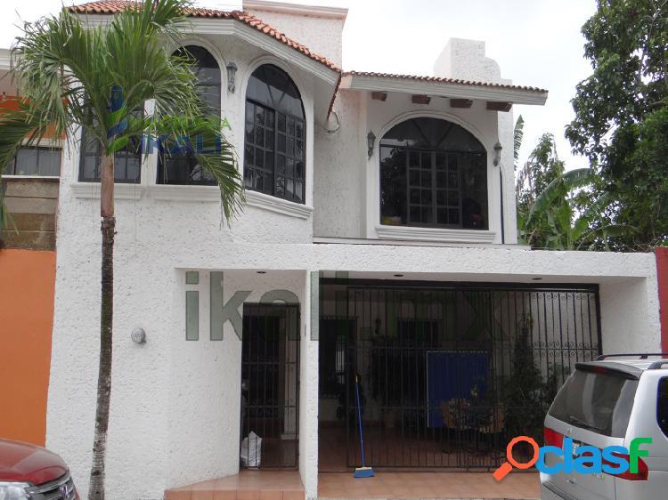 Venta de viviendas en tuxpan veracruz 3 recamaras Col. del