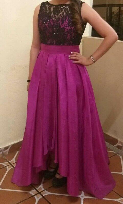Vestido Rosa Fiusha Posot Class