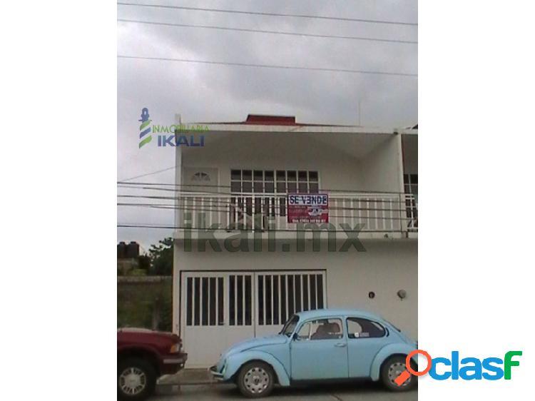 casas en venta nuevas en tuxpan veracruz, 3 rec. ruiz