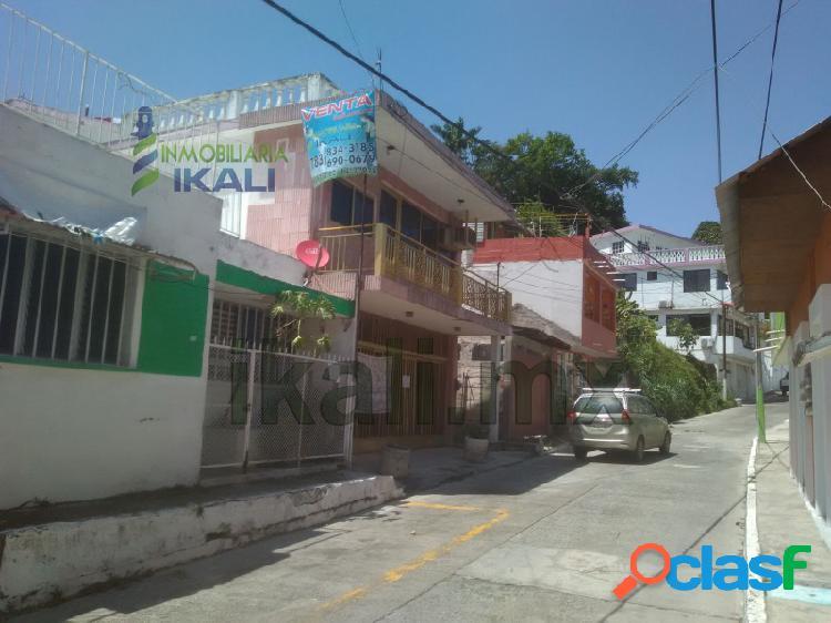 casas y departamentos en venta en tuxpan veracruz centro,