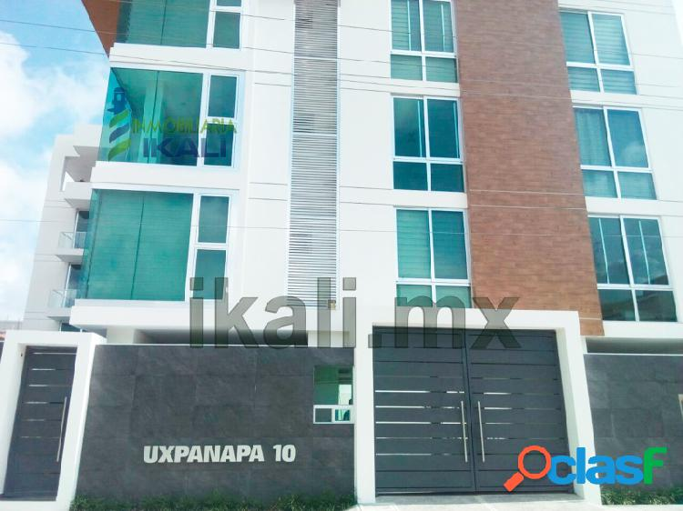 departamentos en renta en Jardines de Tuxpan Veracruz 3 rec,