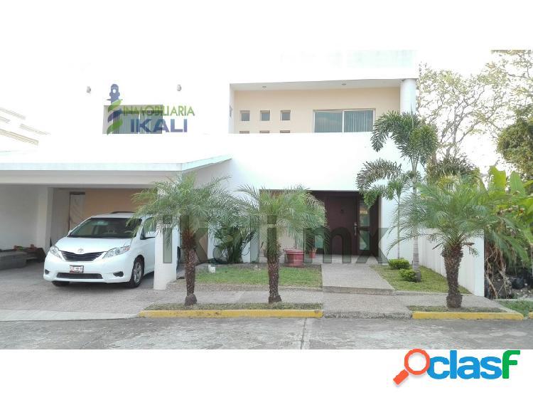 renta casa fraccionamiento AIMP Poza Rica Veracruz 3 rec., A